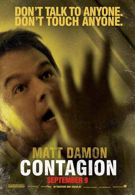 Cinema Life Contagion 2011 Posters