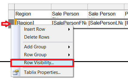 Welcome To TechBrothersIT: How to Hide Empty Rows in SSRS Report