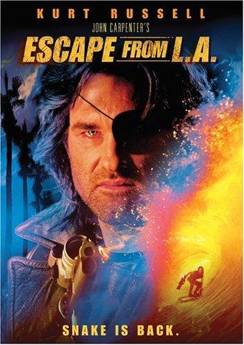 Escape from L.A. (1996) [BRrip 1080p] [Latino] [Ciencia ficción]