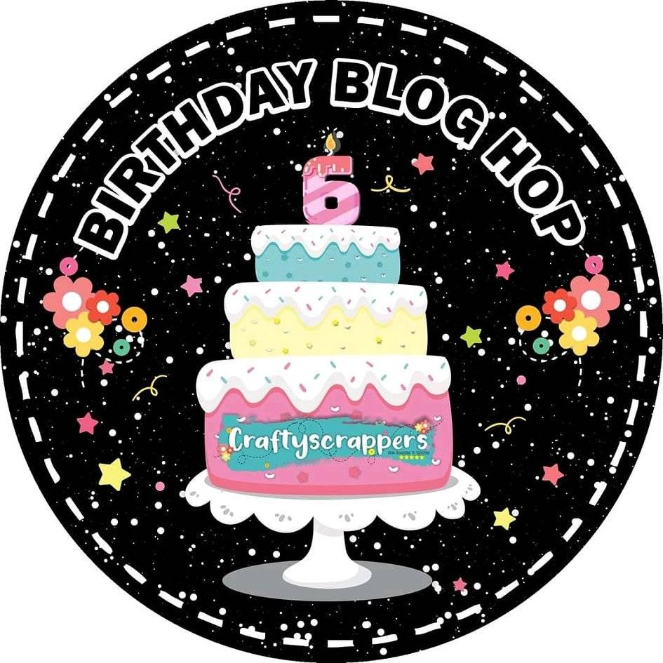 CRAFTYSCRAPPERS BLOG HOP