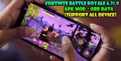 Download, Game, Android, Fortnite Battle Royale, Terbaru, Apk, Mod, OBB, Data, versi, baru,