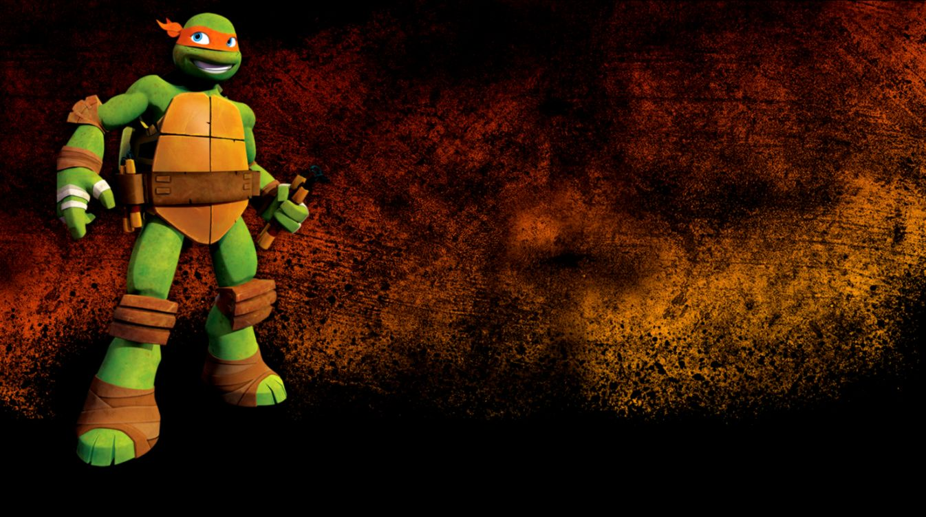 Michelangelo Teenage Mutant Ninja Turtles Hd Wallpaper All