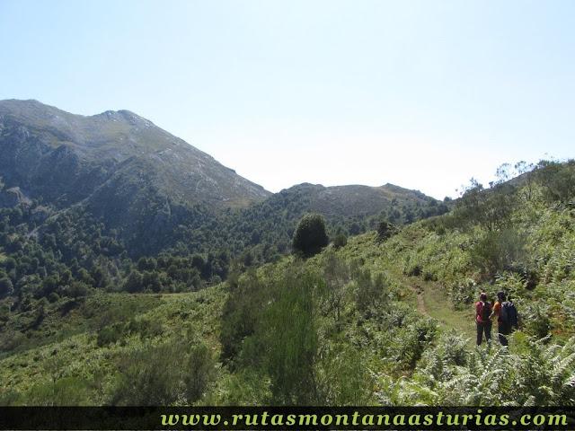 Ruta circular Taranes Tiatordos: DeEntregüé a la majada del Tiatordos