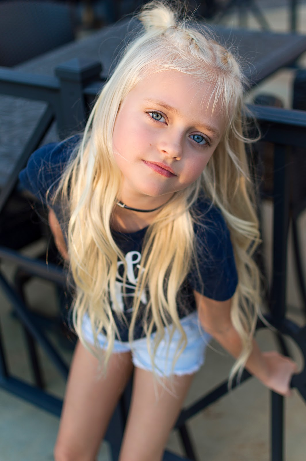 Young and blonde — photo 12