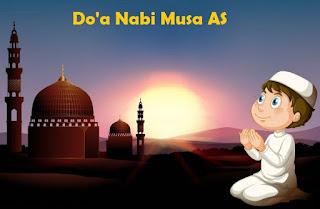 Do'a Nabi Musa AS