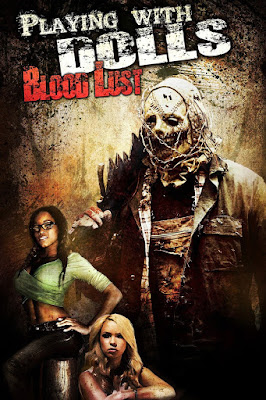 Playing With Dolls: Bloodlust 2016 DVD R1 NTSC Sub