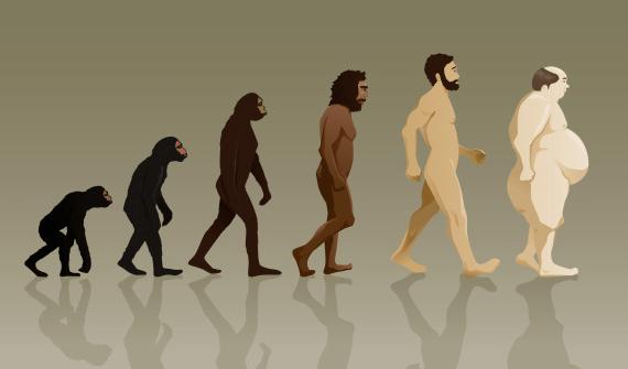 Жадные гены экономии: как наследие предков делает нас толще.