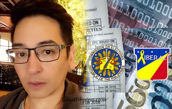 Former Super Sireyna hit Comelec on its rules over SOCE filing