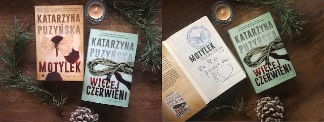 """Mroczny kącik #9: Katarzyna Puzyńska """"Motylek"""""""