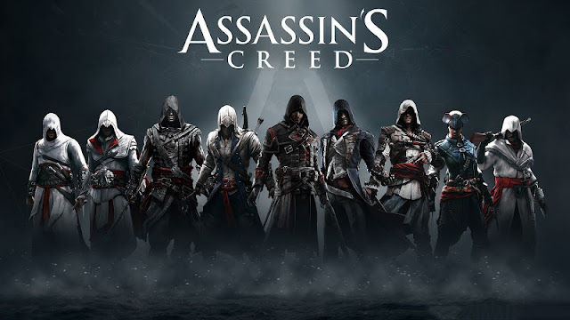 Cara Bermain Semua Seri Assassin's Creed di PC Low End