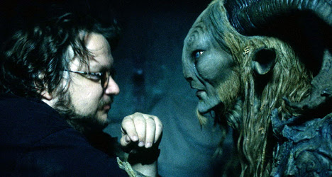 Guillermo Del Toro & Pan's Labyrinth