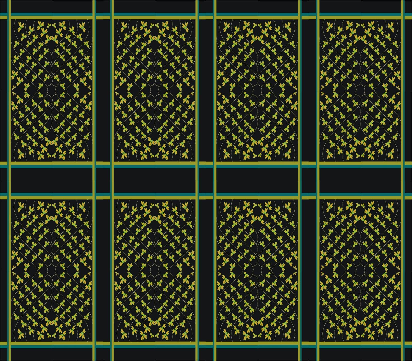 Dalam Lemari 1 Terdapat 4 Kemeja Batik: SMA NEGERI 3 KUNINGAN: MOTIF KAIN BINTIK-BINTIK BUNGA
