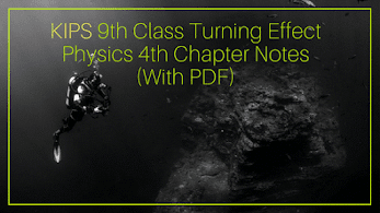 9th Class Chemistry Notes with Solved Examples PDF | Top Study World