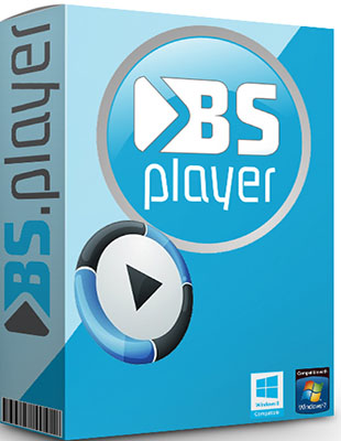 BS.Player Pro 2.71 Build 1081 poster box cover