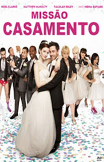 Missão Casamento - DVDRip Dublado