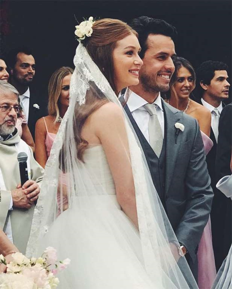 vestido de noiva de Marina Ruy Barbosa