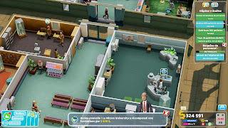two point hospital salles