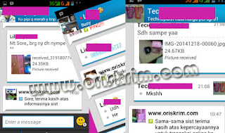 Agen Oris Breast Cream Surabaya