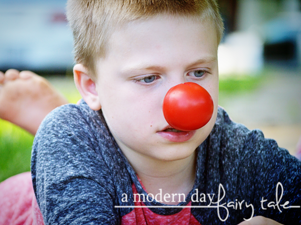 Why I Love My Red Nose: Join Us in Celebrating #RedNoseDay to End Child Poverty