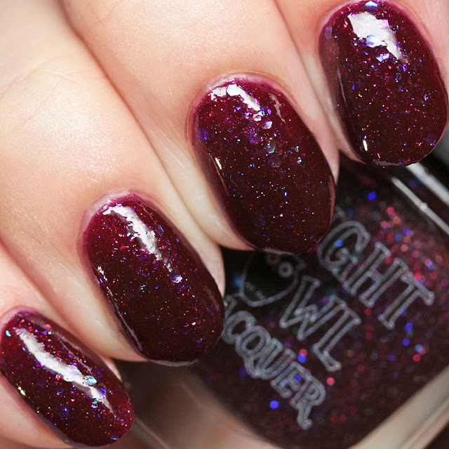 Night Owl Lacquer I'd Fight a Demodog for You