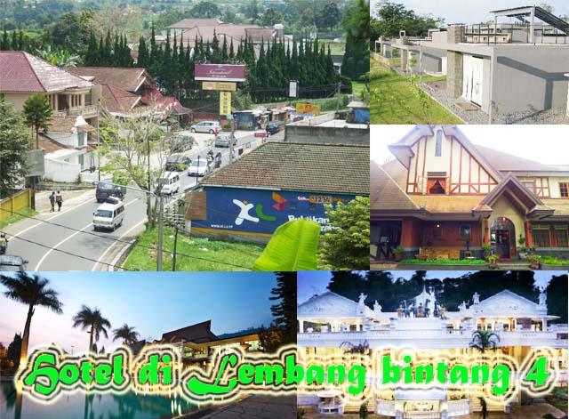 Hotel di Lembang Bintang 4, Informasi Daftar Alamat, Tarif ...