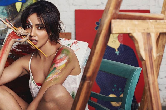 Neha Sharma PhotoShoot For FHM Photos