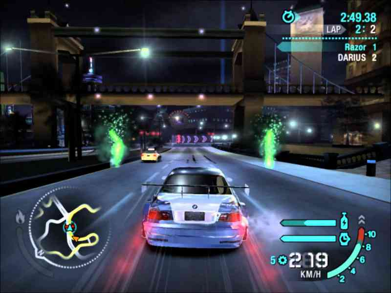 need for speed carbon ea games free download
