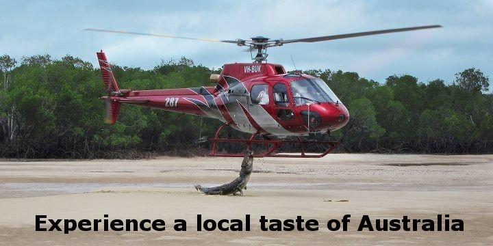 Funny Picture - A Local Taste of Australia