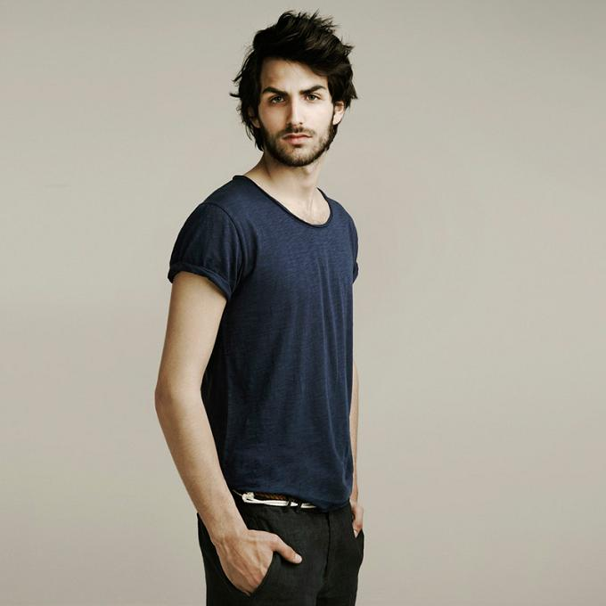 ZARA MAN Lookbook April 2011