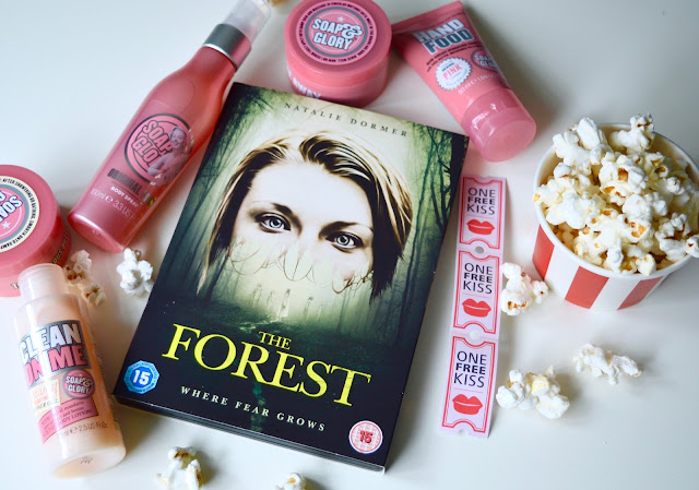 Pamper and Shriek night with The Forest