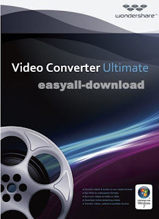 Wondershare Video Converter Ultimate 9.0.0.4 [Full Patch] โปรแกรมแปลงไฟล์วีดีโอ