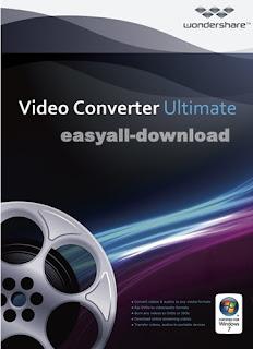 Wondershare Video Converter Ultimate 8.9.0.7 [Full Crack] โปรแกรมแปลงไฟล์วีดีโอ