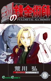 En el estreno de la película Live-action de Fullmetal Alchemist se regalará un manga