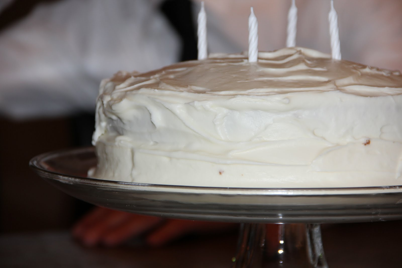 Blue Ribbon Carrot Cake With Cream Cheese Icing