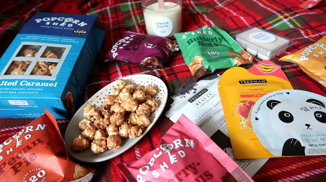 Ultimate Pamper Afternoon with Popcorn Shed