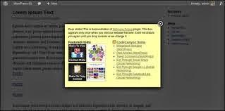 Hướng dẫn tạo popup quảng cáo giữa màn hình website, blog