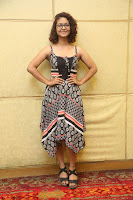 Actress Aditi Myakal Looks gorgeous in Sleeveless Deep Neck Top at Ami Tumi success meet ~  Exclusive 196.JPG