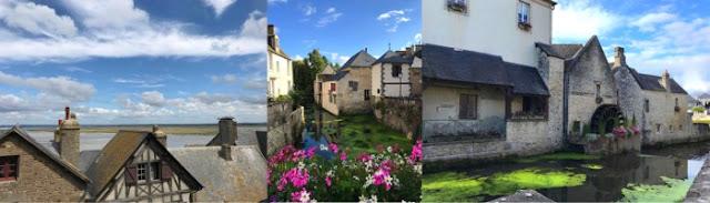 La Normandia: i tetti spioventi, i fiori, i mulini - Credits: Elena Genero Santoro