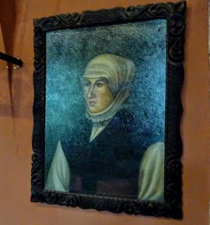 Замок Сент-Миклош. Портреты обитателей замка кисти Иосифа Бартоша