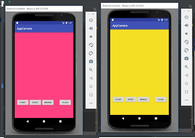 Cara Membuat Applikasi Ganti Warna di Android Studio