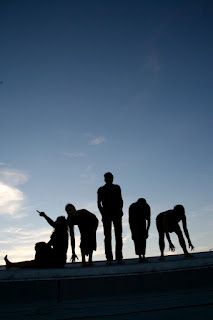 dig yoga october 2012 inversions  take root