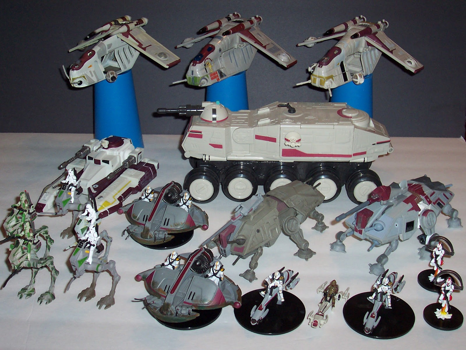 Clone Army Toys 90