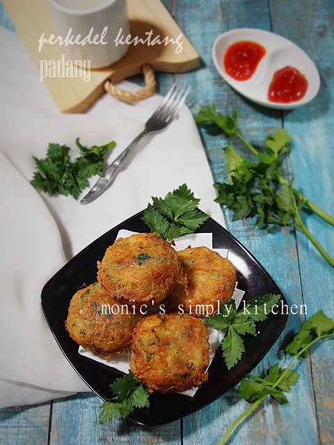 resep perkedel kentang padang