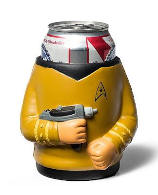 Captain Kirk Drink Kooler
