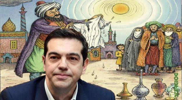 Ο Αλέξης και το δίδαγμα του Χότζα