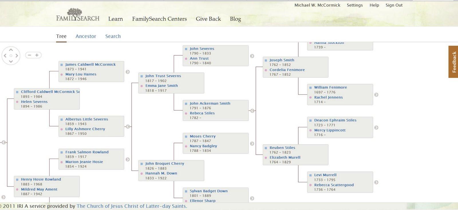 Enduring Legacy Genealogy: FamilySearch Family Tree Leak!  Enduring Legacy...