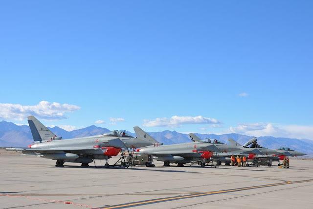 Velivoli Aeronautica Militare addestramento USA