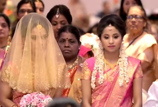 Awesome Tamil Wedding – Jay and Nishalini