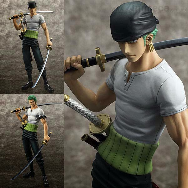 FIGURA RORONOA ZORO 10th LIMITED Ver. NEO-DX EXCELLENT MODEL P.O.P ONE PIECE