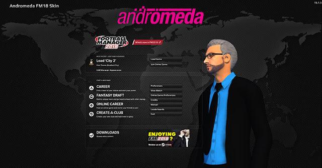 Andromeda FM 2018 Skin